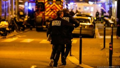 الشرطة الفرنسية تعتقل شخصا على خلفية هجوم بسكين في نيس