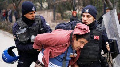 تغريدات عن زلزال تركيا تتسبب في اعتقال العشرات
