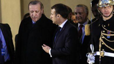 ماكرون يعيد سفيره إلى أنقرة ويطالب أردوغان بتوضيحات
